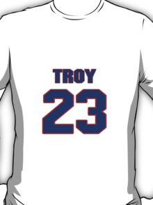 National football player Troy Stradford jersey 23 T-Shirt