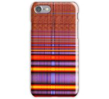lines 2 iPhone Case/Skin