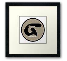 garphex Twin Framed Print