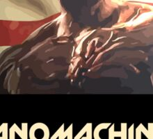 Nanomachines son! Sticker