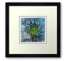 The Atlas Of Dreams - Color Plate 78 Framed Print