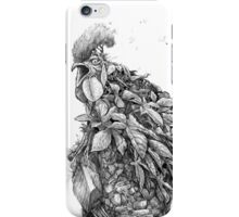 Earth Rooster iPhone Case/Skin