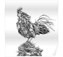 Earth Rooster Poster