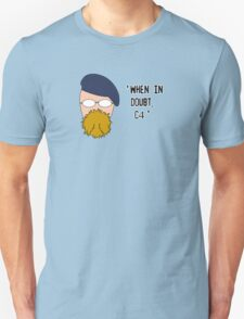 Mythbusters - The Hyneman T-Shirt