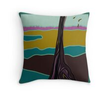 TREE LOVER ART gifts and decor Throw Pillow