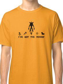 Moves Like Crash! Classic T-Shirt