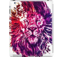 Lion Sun iPad Case/Skin