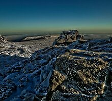 Stiperstones by andy lewis
