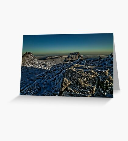 Stiperstones Greeting Card