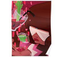 Steven Universe: Garnet's Drinks Poster