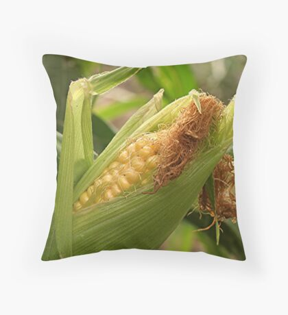 Just A Peek Throw Pillow