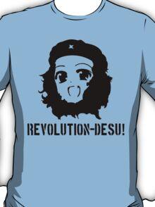 Revolution Desu! - Che Guevara - Otaku - Anime T-Shirt