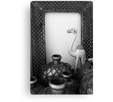 Mirror, Mirror Canvas Print