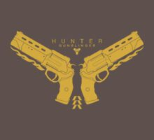 Hunter - Gunslinger - Inspired by Destiny by MorningWar