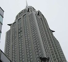 Chrysler Building by John Michael Sudol