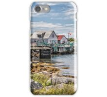Indian Harbour iPhone Case/Skin
