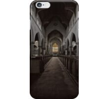 Inside St Saviour's Cathedral (3) iPhone Case/Skin