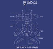 ingress : XMP blueprint by precociousmouse