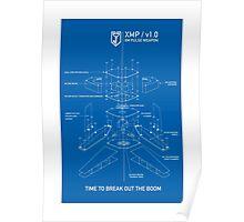 ingress : XMP blueprint Poster