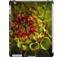 A dahlia for Bill iPad Case/Skin