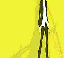 Persona 4 - Yu & Izanagi by JamieC94