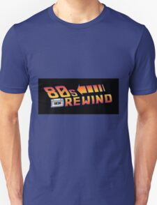 Back to the 80's Unisex T-Shirt