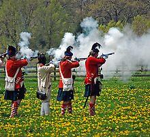 Battlefield by Maria Dryfhout