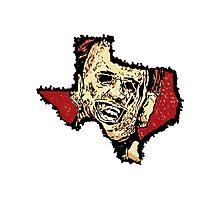 texas chainsaw wealder  Photographic Print