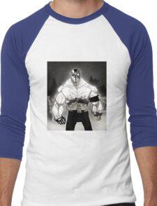 Worst Zombie  Men's Baseball ¾ T-Shirt