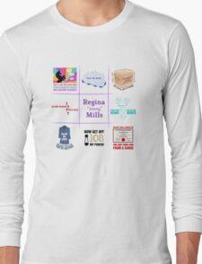 Regina Sassy Mills Long Sleeve T-Shirt