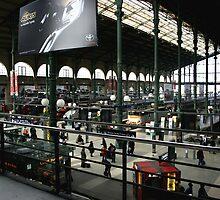 Gare Du Nord by John Michael Sudol