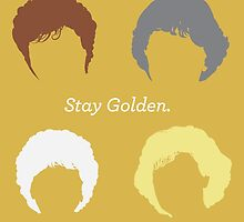 "The Girls // ""Stay Golden"" by StevieNYC"