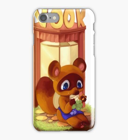 Animal Crossing: Timmy iPhone Case/Skin