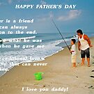 Father's Day Card by Robin D. Overacre