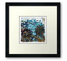 The Atlas Of Dreams - Color Plate 80 Framed Print