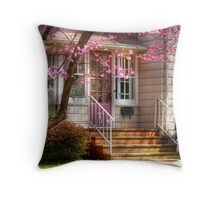 Dogwood Throw Pillow