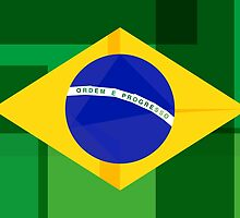 Brazil by fimbisdesigns