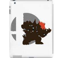 Bowser - Sunset Shores iPad Case/Skin