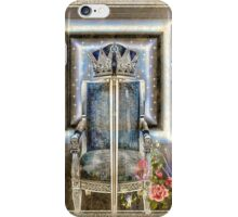 ROYAL GOLDEN SWORD iPhone Case/Skin