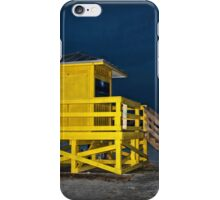 Goodnight Siesta Key iPhone Case/Skin