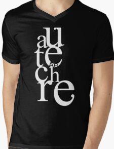 autechre Mens V-Neck T-Shirt