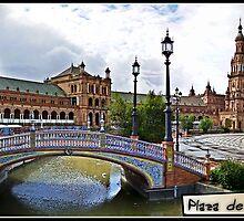 Plaza de España, Sevilla by airon