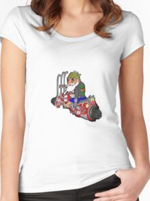 Harley 2069 Women's Fitted Scoop T-Shirt