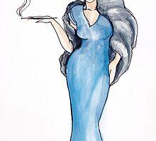 Aries by Amanda Burns-El Hassouni