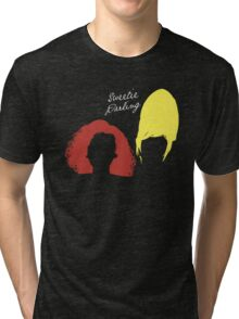 """The AbFab // """"Sweetie Darling"""" Tri-blend T-Shirt"""