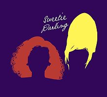 "The AbFab // ""Sweetie Darling"" by StevieNYC"