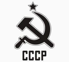 CCCP star by juutin