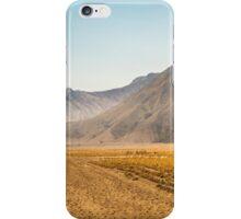 Mt. Bromo Walk iPhone Case/Skin