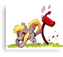 My Little Pony, Friendship is Magic: Derpy Hooves Canvas Print