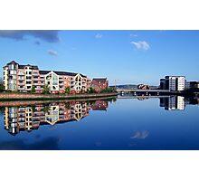 Belfast Docks (2) Photographic Print